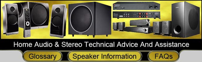 Home Stereo Technical Information